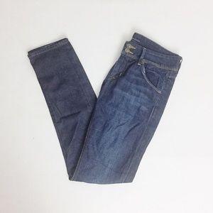 Hudson Collin Skinny Flap Pocket Jeans